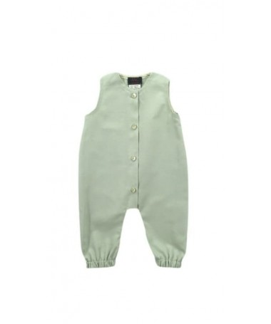 Baby jumpsuit in organic cotton