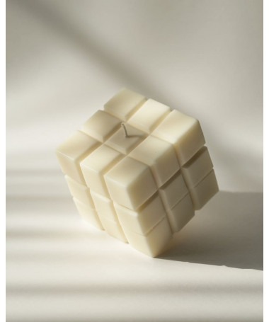 cube candle cover