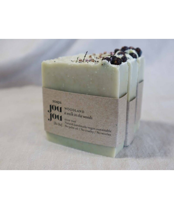 woodland soap cover