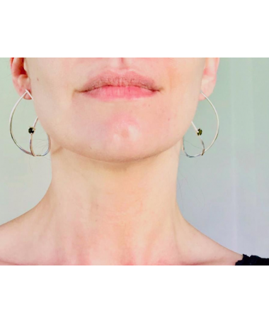 recycled ethical earrings