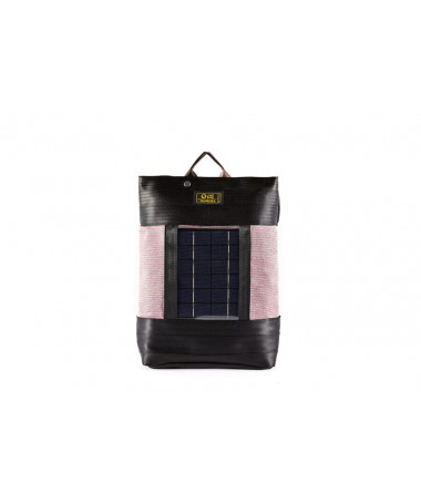 backpack pink cover