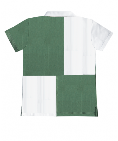polo green and white