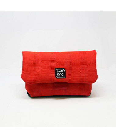 flap md red tweed cover