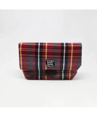 flap md tartan red-green-yellow cover
