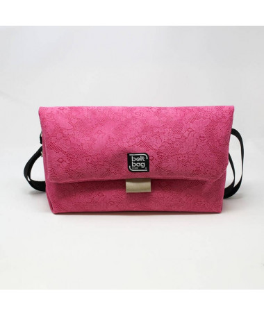 flap bg floral pink cover